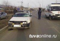 В Кызыле на пешеходном переходе сбита 11-летняя школьница. Девочка умерла в больнице
