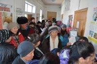 Автопоезд «Маршрут здоровья» побывал в селах Шеми, Чыраа-Бажы и городе Чадане Дзун-Хемчикского района