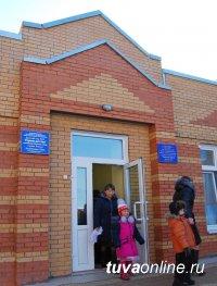 Проезд к новому детсаду № 15 в Южном микрорайоне Кызыла открыт