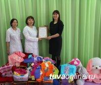 К 65-летию Дома ребенка - подарки от Тываэнерго