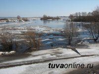В Туве спланированы и организованы мероприятия по безаварийному  пропуску паводковых вод