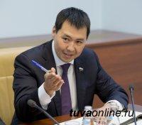 Сенаторы от Тувы познакомили молодежь Тувинского землячества в Москве с работой Совета Федерации