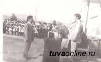 Тува: Школе в селе Кочетово (Атамановка) - 100 лет