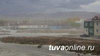 В Туве 18 апреля ожидается пыльная буря