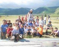Внимание: смена учредителя в тувинском лагере «Орленок» на берегу озера Чагытай