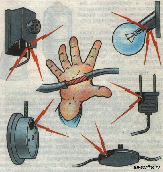 прибор эл тока бере режим работы