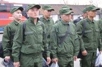 В весенний призыв из Тувы будет призвано 675 парней