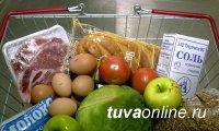 В 1 квартале 2016 года из пищевых проб, взятых в Туве, в одной пробе мяса свинины было выявлено несоответствие стандартам