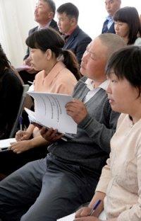 Первый съезд молодых парламентариев Тувы собрал 150 депутатов разных уровней