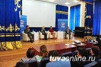 В Кызыле проходят встречи участников предварительного голосования с избирателями
