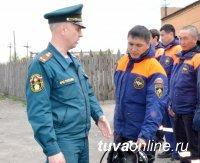 В Туве проведена проверка готовности водолазных служб к действиям по предназначению в летний период