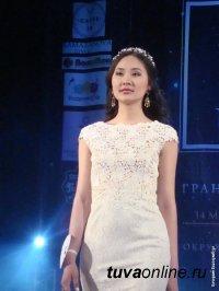 Айлана Кужугет победила на конкурсе «Мисс Азия-Урал-2016»