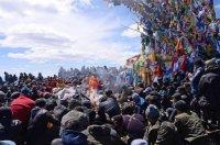 Глава Тувы поблагодарил священнослужителей и народ республики за организованное участие в священных обрядах