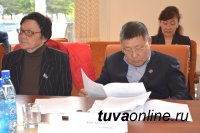 Депутаты Хурала представителей утвердили исполнение бюджета города Кызыла за 2015 год