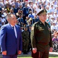 Глава Тувы: Сергей Шойгу меряет время делами, а не минутами или годами