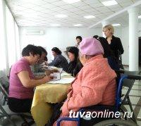 В Туве в предварительном голосовании приняло участие более 13 процентов избирателей