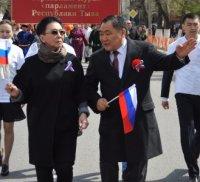 Депутат ГосДумы Лариса Шойгу: Президент России достаточно хорошо оценил нынешнее состояние дел в нашем регионе – в Туве