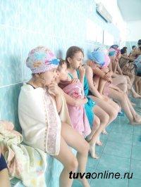 В открытом первенстве Кызыла по плаванию среди детей 2000-2010 гг р приняли участие спортсмены из Сорска