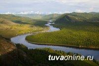В Туве наблюдается понижение уровней воды в реках