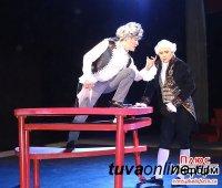 Сколько Пушкина на современной театральной сцене Тувы?