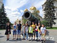 Идет формирование групп на детские туры в Москву и Санкт-Петербург