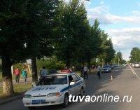 За один день в Кызыле в результате наездов погибли два пешехода
