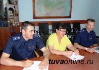 Назначен начальник учебной части – заместитель начальника военной кафедры ТувГУ
