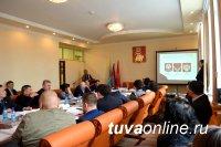 На 33-ю очередную сессию Хурала представителей г. Кызыла вынесено 20 вопросов