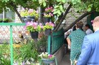 Аксакал призывает общественность включиться в благоустройство дворов Кызыла