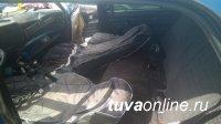 В Туве в результате столкновения двух автомашин погибли два человека