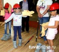 Сотрудники ОАО «Тываэнерго» провели урок электробезопасности в Центре дополнительного образования Кызыла