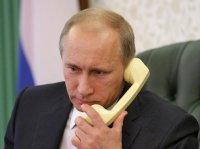 Президент России Владимир Путин поздравил по телефону Главу Тувы Шолбана Кара-оола с Днем рождения