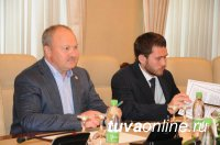 В Москве обсуждены совместные проекты Татарстана и Тувы