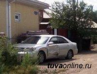За сутки в Туве полицейским установлены три водителя, скрывшиеся с мест ДТП