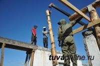 В тувинском селе восстанавливают советскую молочно-товарную ферму