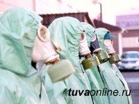 В Туве провели тренировку по ликвидации последствий аварии на золотодобывающем предприятии