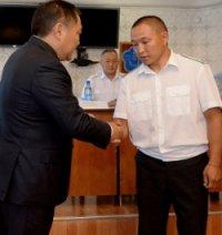 Глава Тувы принял участие в заседании коллегии регионального Управления федеральной службы судебных приставов