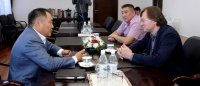 Шолбан Кара-оол и представители «Справедливой России»: На выборах должна быть конкуренция не личных амбиций, а программ развития