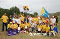 В Кызылском кожууне состоялась VIII летняя Спартакиада работников топливно-энергетического комплекса