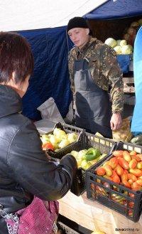 Кызыл: на улице Красных партизан в День республики развернется ярмарка местных товаропроизводителей
