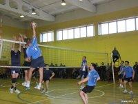 В Кызыле пройдут соревнования по волейболу, приуроченные к Дню Республики