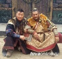 Народный артист Тувы Эдуард Ондар завершил съемки в фильме «Легенда Гоби»