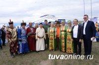 Глава Тувы настроен на сотрудничество с Федеральным агентством по делам национальностей