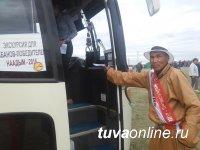 Экскурсия по достопримечательностям столицы Тувы – для чабанов-победителей Наадыма