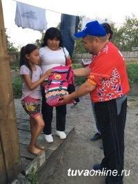Депутаты горхурала помогли 11 школьникам Левобережных дач собраться в школу
