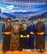 «Слухач» Игорь Кошкендей покорил в Монголии зрителей Международного фестиваля горлового пения