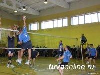 В Кызыле пройдет открытый турнир по волейболу среди трудовых коллективов г.Кызыла