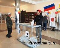 На 18 часов явка избирателей в Туве составила более 67%