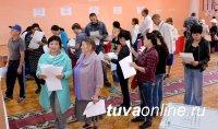 На выборах в Туве явка превысила 80%. «Единая Россия» набирает 85% голосов избирателей