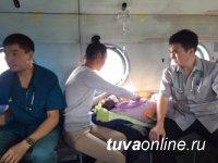 Состояние 3-летнего мальчика, который провел в тайге трое суток, приблизилось к удовлетворительному – Минздрав Тувы